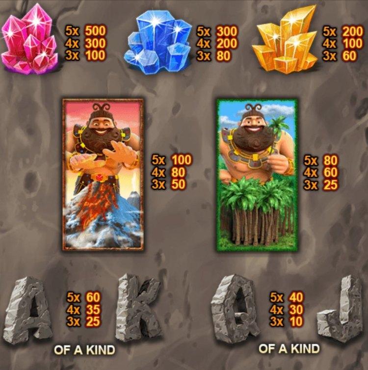 Jackpot Giant Payatable