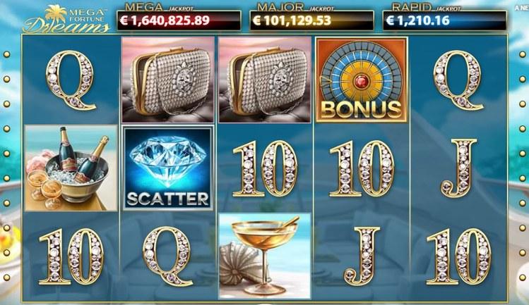 Mega Fortune Dreams Jackpot