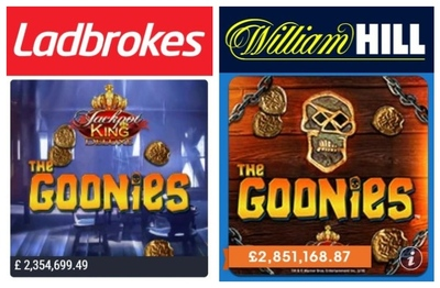 Jackpot King Difference