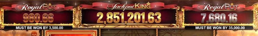Jackpot King Must Drop