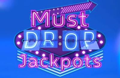 Must Drop Jackpots