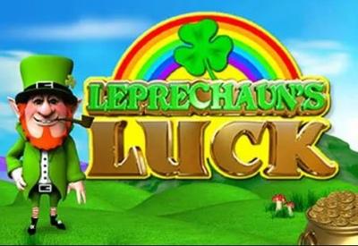 Leprechauns Luck Logo