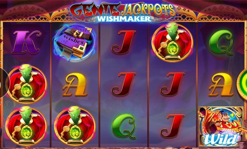 Genie Jackpot Wishmaker
