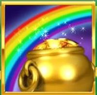 Rainbow Riches Mega Drop Scatter