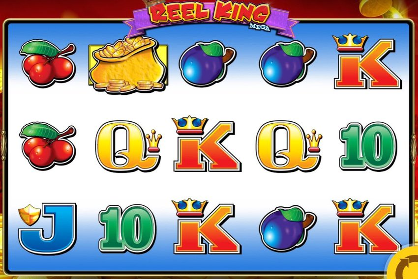 Reel King Mega Jackpot