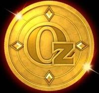 Sisters of Oz Jackpot Symbols