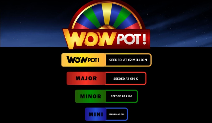 Wow Pot Jackpot