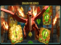 Wicked Dragon Wilds Dragon Fire Bonus
